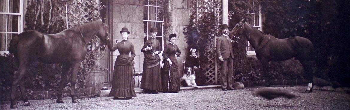 Price Family of Plas Cadnant
