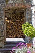 The Garden Cottage Logs